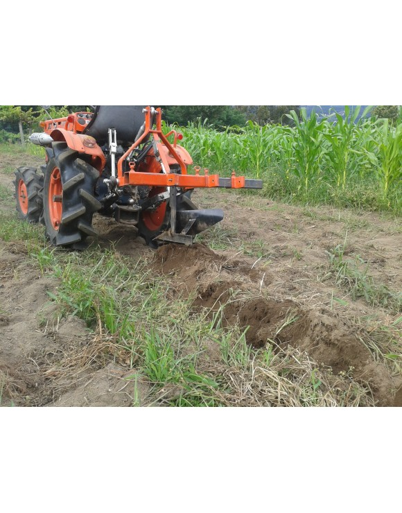 Charrue micro tracteur