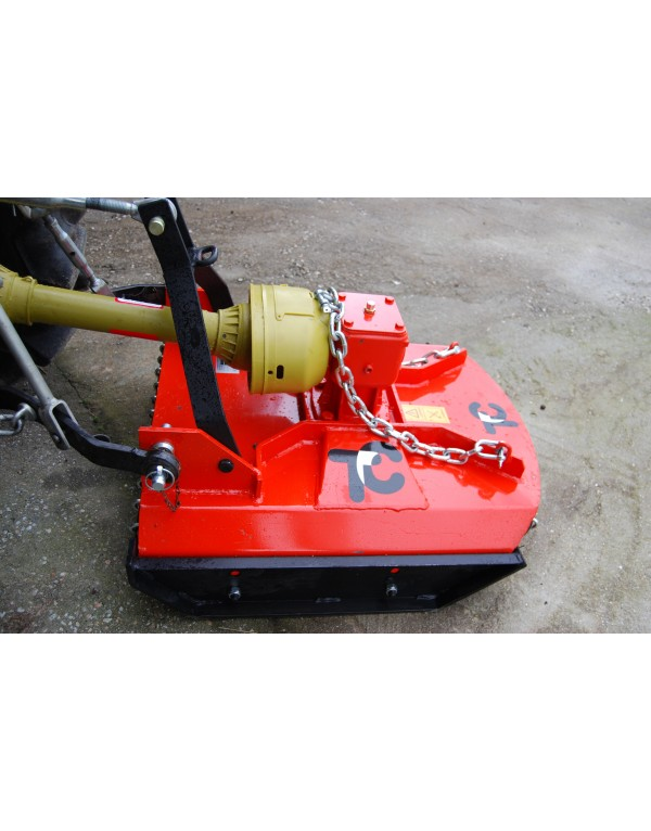 Mini tractor grass cutter