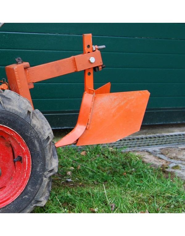 Plow for hand tractor