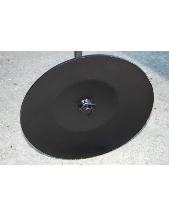 Motor hoe discs