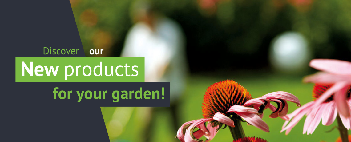New products for your garden